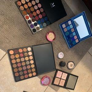 Makeup I never use! Morphe, Kylie, Jeffree star